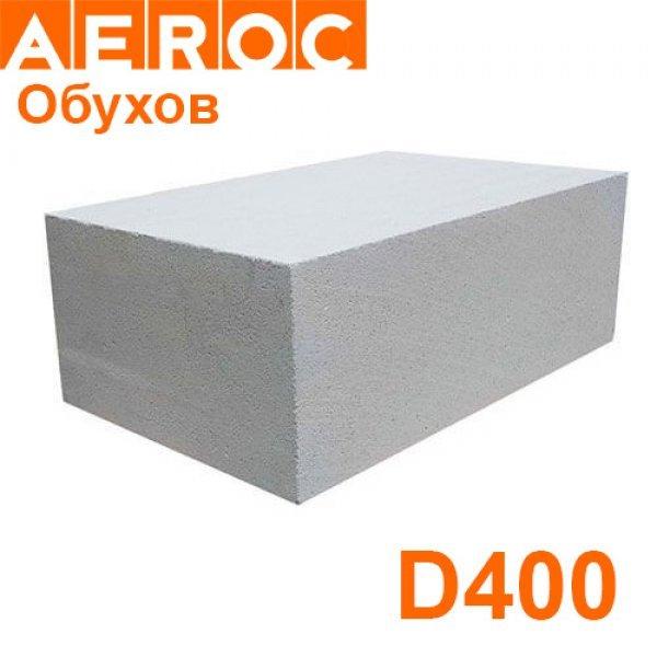Газоблок Aeroc 300х250х610 D400 Обухов Гладкий