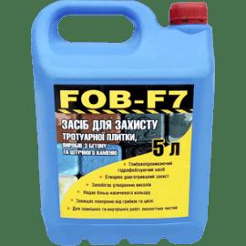FOB-F7 гидрофобизатор 5л