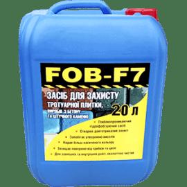 FOB-F7 гидрофобизатор 20л