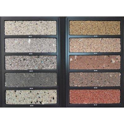 KOSBUD ACRYLIT Штукатурка мозаичная акриловая, STONEHENGE (имитация камня), 12,5 кг