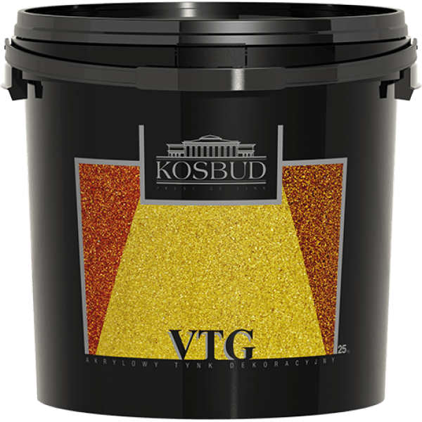 KOSBUD VTG Штукатурка мозаичная, для внутренних работ, 25 кг
