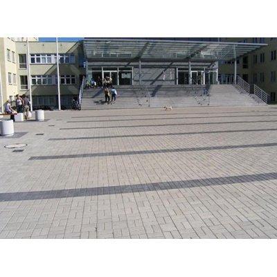 "Тротуарная плитка ""Цеголка"" Монолит-Брук Толщина 60мм"