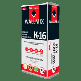 WALLMIX K-16 Клей для облицовки каминов и печей