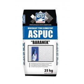 """Astex ASPUC штукатурка минеральная """"барашек"""" 25кг"""