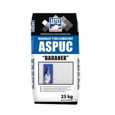"""Astex ASPUC штукатурка минеральная """"барашек"""""""