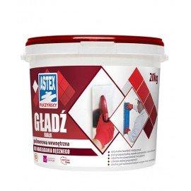 Astex GLADZ Шпаклевка полимерная для внутренних работ 20кг
