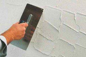 Материалы для выравнивания стен (штукатурки, шпаклевки)