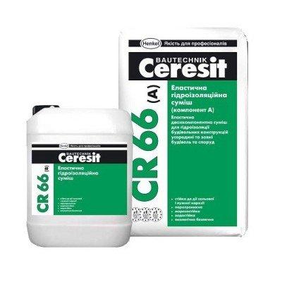 Ceresit CR 66 Эластичная гидроизоляционная смесь