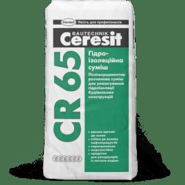 Ceresit CR 65 Гидроизоляционная смесь