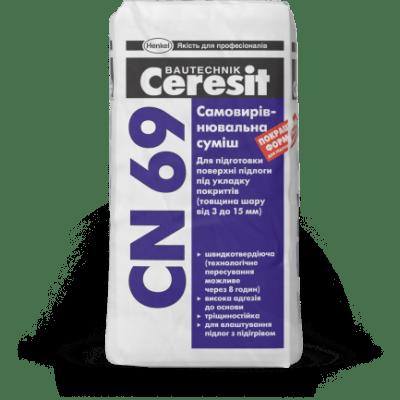 Ceresit CN 69 Самовыравнива...