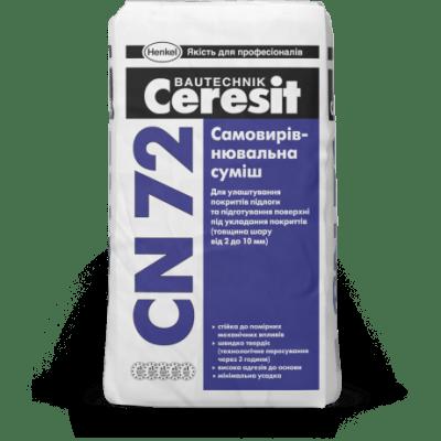 Ceresit CN 72 Самовыравнивающаяся смесь