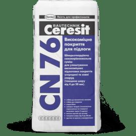 Ceresit CN 76 Высокопрочное покрытие для пола