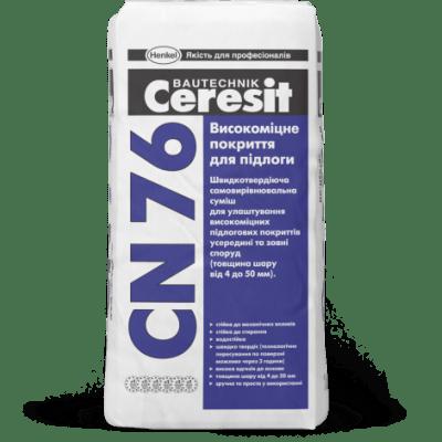 Ceresit CN 76 Высокопрочное...