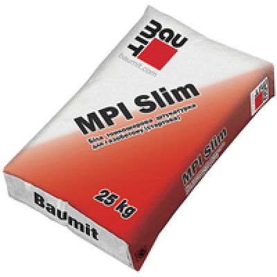 Baumit MPI Slim White Штукатурка 25кг