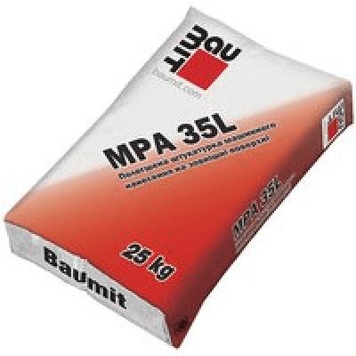 Baumit MPA 35 L Штукатурка 25кг