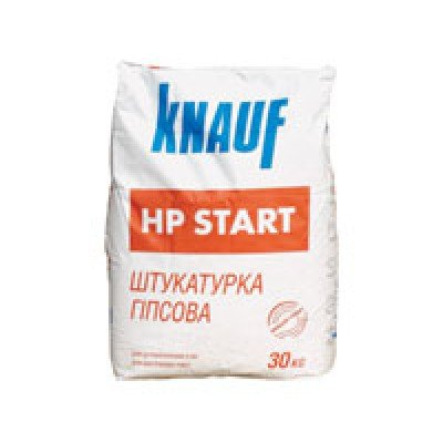 Knauf HP Старт Штукатурка...