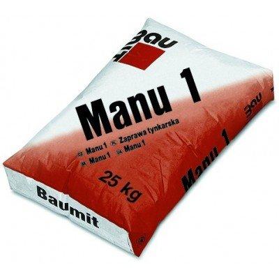 Baumit Manu-1 Штукатурка 25кг