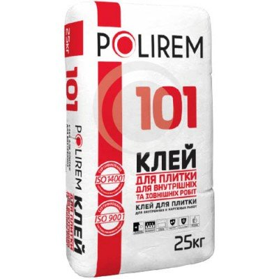 Polirem 101 Клей для плитки