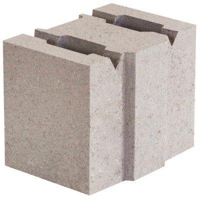 Бетонный блок 130х190х188