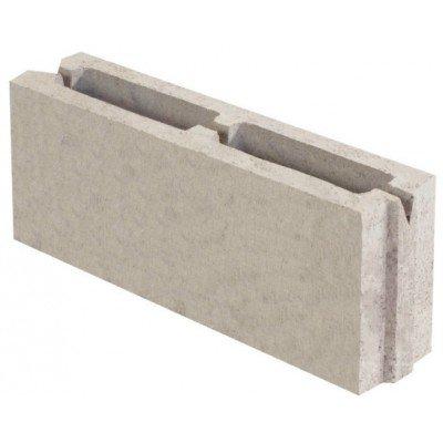 Бетонный блок 390х90х188