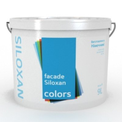COLORS Faсade Siloxan