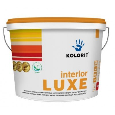 Kolorit INTERIOR LUXE