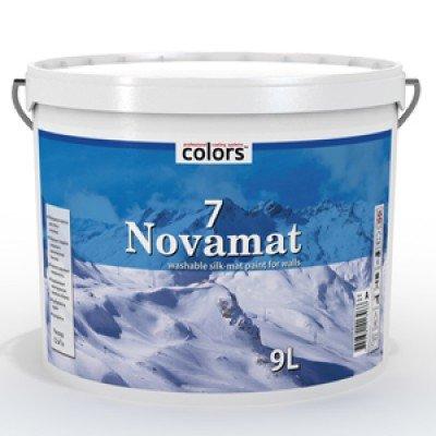 Colors NOVAMAT 7