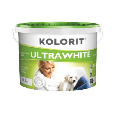 Kolorit ULTRAWHITE