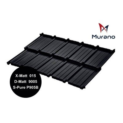Модульная металлочерепица Murano