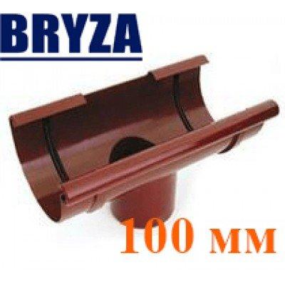 Воронка желоба сливная 100 мм BRYZA