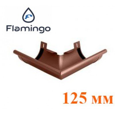 Внешний уголок 90 125 мм Flamingo