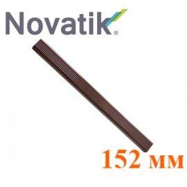 Прямоугольная труба 152 мм Novatik Quadra