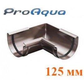 Внутренний уголок 125 мм ProAqua