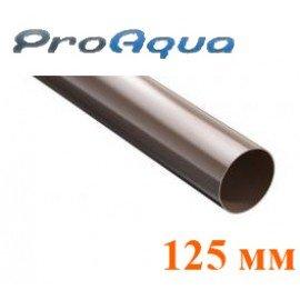 Водосточная труба 125 мм ProAqua