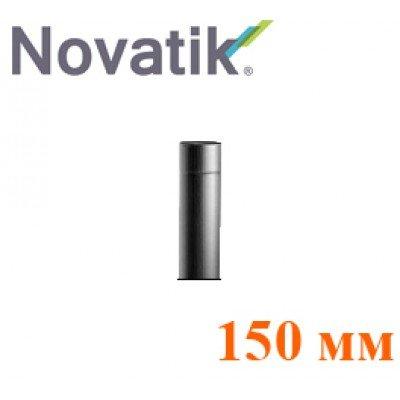 Колено 150 мм Novatik TiZn Титан-Цинк