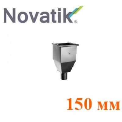 Воронка 150 мм Novatik TiZn Титан-Цинк
