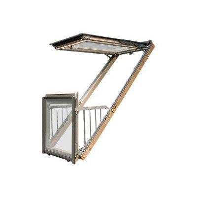 FGH-V P2 Galeria, Окно-балкон Galeria