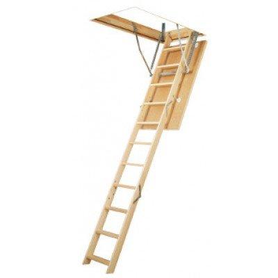 FAKRO LWS Smart, LWK Komfort, Лестницы с дерева