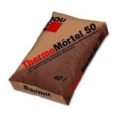 Baumit Thermomortel