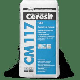 Ceresit СМ 117 Клеящая смесь «Flex»