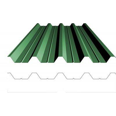 Профнастил ПК-57 - несущий, для крыш и опалубки