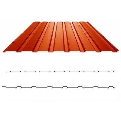 Профнастил С-15 - для крыши, фасада и забора