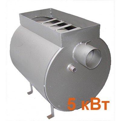 Печь ПОТ-5 для саун с водяным теплообменником