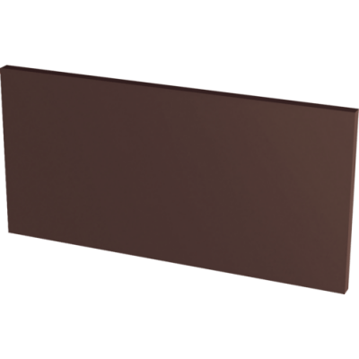 Подступень гладкая Natural Brown Duro 300x148 толщина 11мм