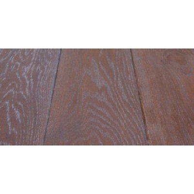 Паркетная (Инженерная) доска Antic Wood №12 дуб, натур, браш