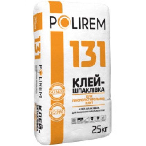 Polirem 131 Клей-шпаклевка для пенополистирольных плит