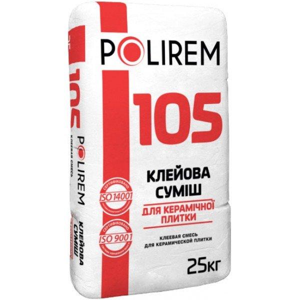 Polirem 105 Клей для керамической плитки