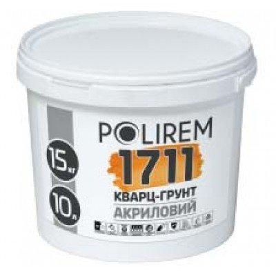 Polirem 1711 Кварц-грунт акриловый