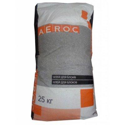 Клей для газоблока Aeroc...
