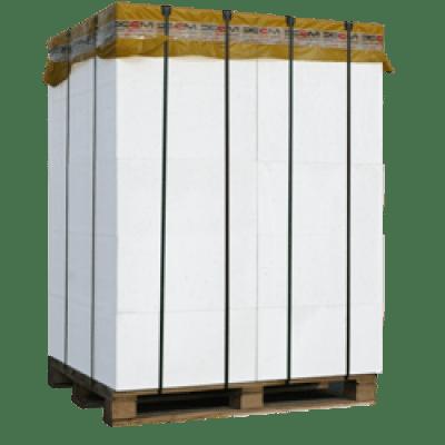 Газоблок ХСМ (HOETTEN) Перегородочный D400/D500